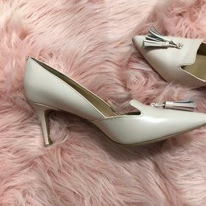 Blush pumps